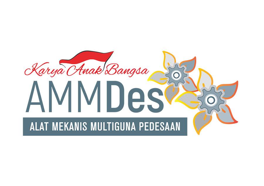 1. Logo AMMDes