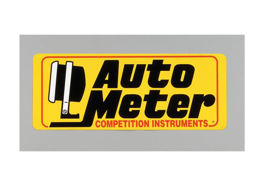 10. Logo Auto Meter