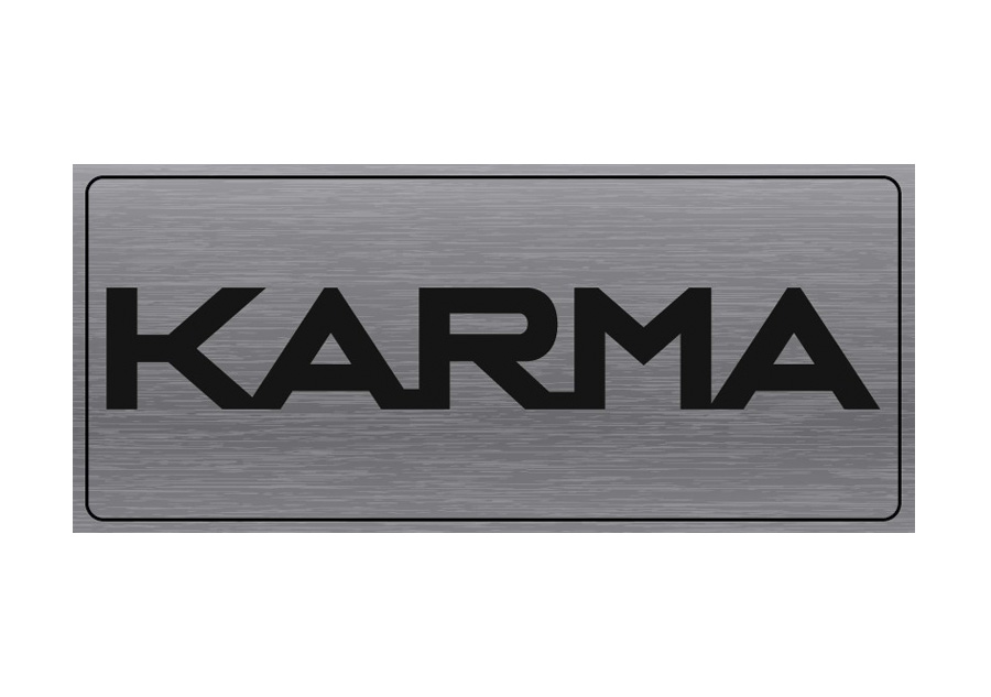 14. Logo Karma