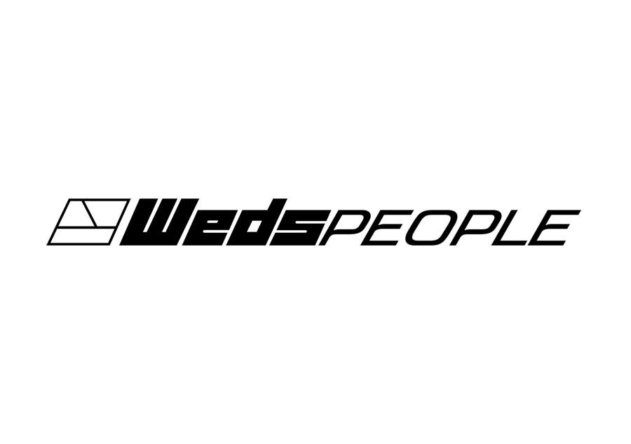 38. Logo Weds People