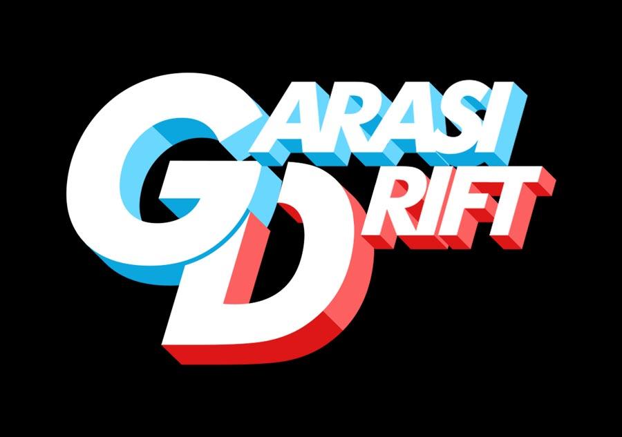 4. Logo Garasi Drift