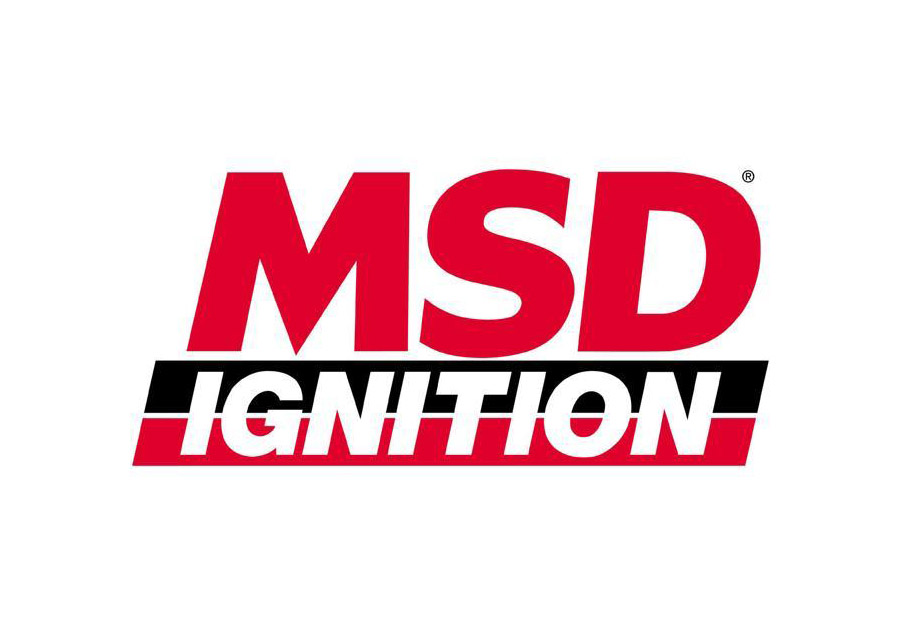 41. Logo MSD Ignition