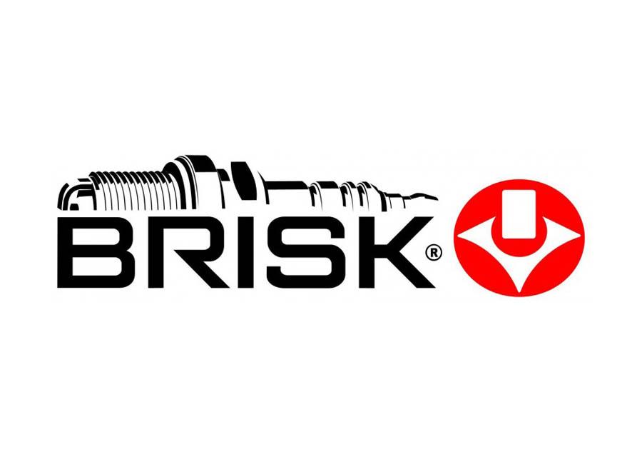 45. Logo Brisk
