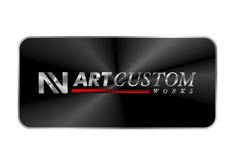48. Logo Art Customworks