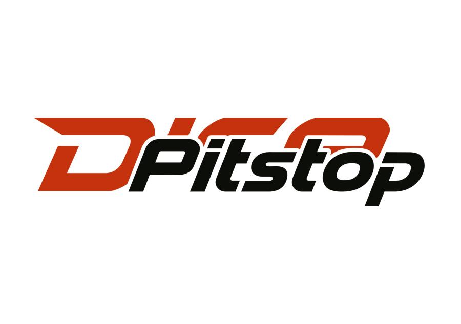 53. Logo Dice Pitstop