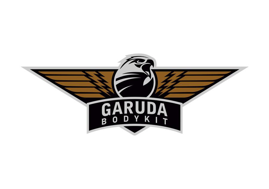 54. Logo Garuda Bodykit
