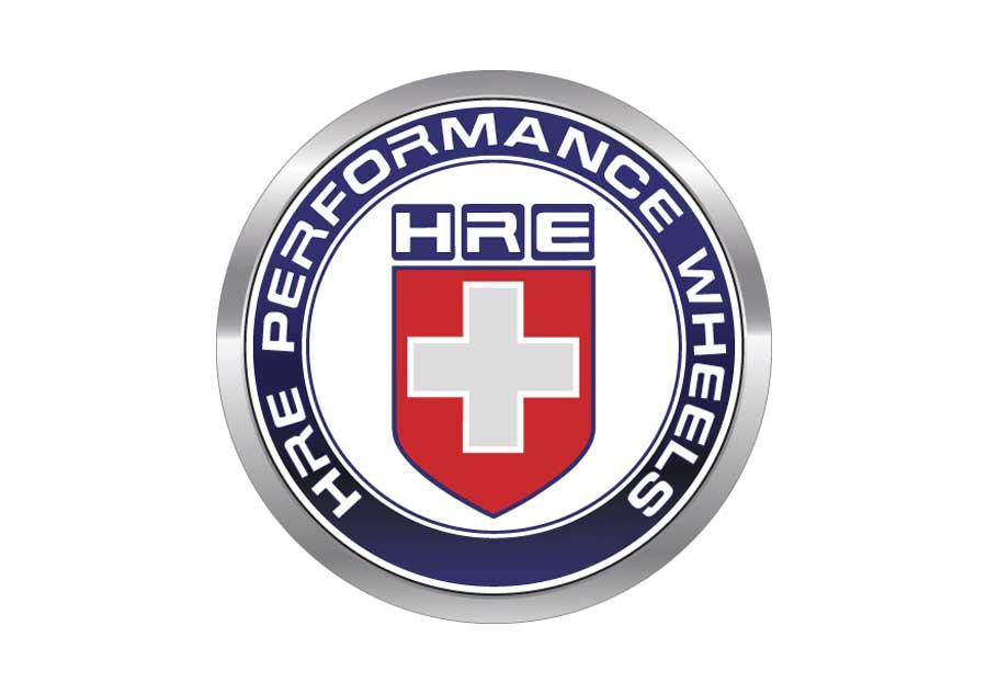 57. Logo HRE Perforance Motorsport
