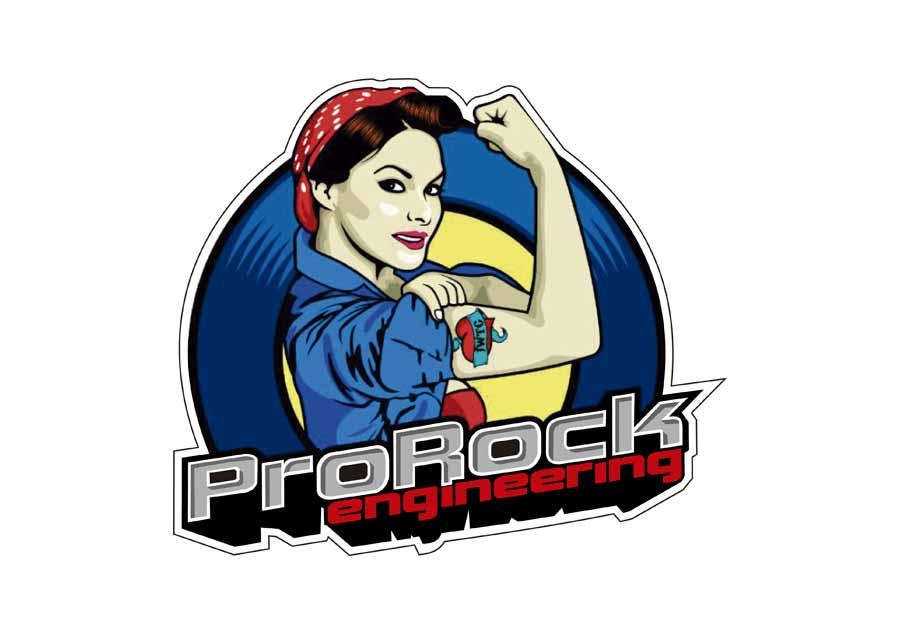 69. Logo Prorock