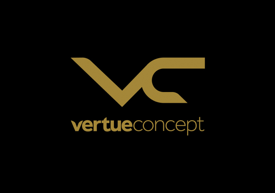 78. Logo Vertue Concept