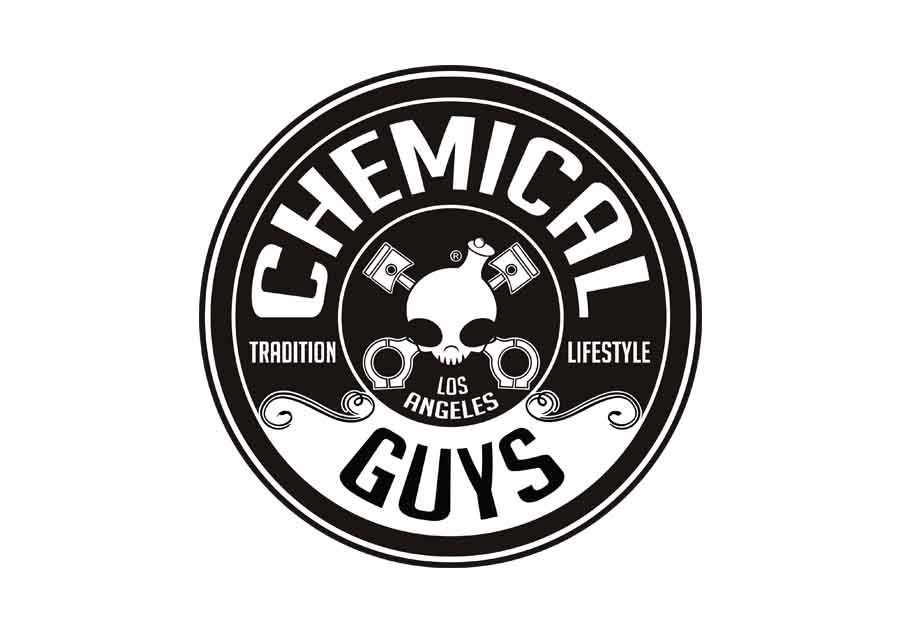 9. Logo Chemical Guys