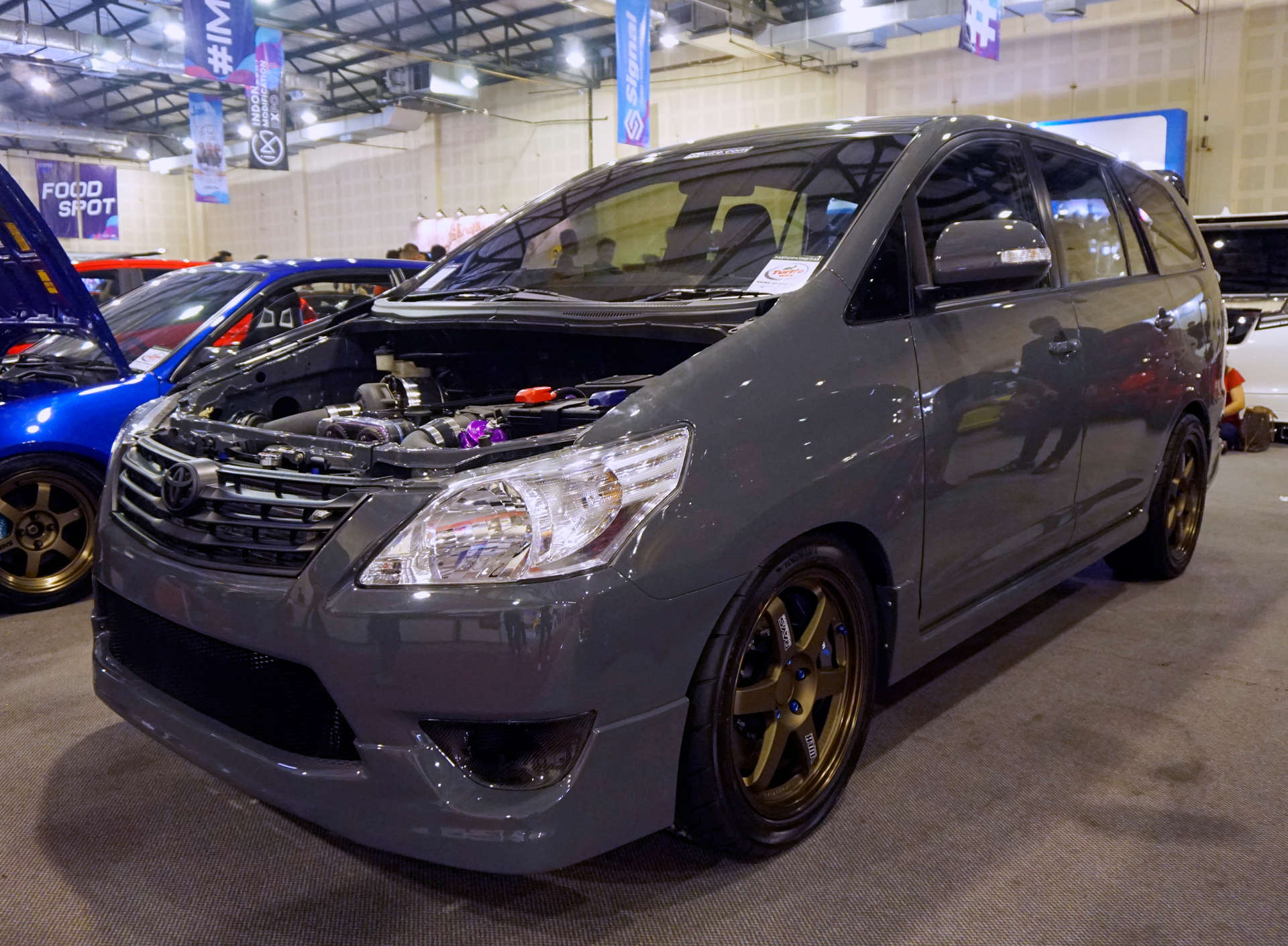 Indonesia modification expo - Event jakarta indonesia (1)