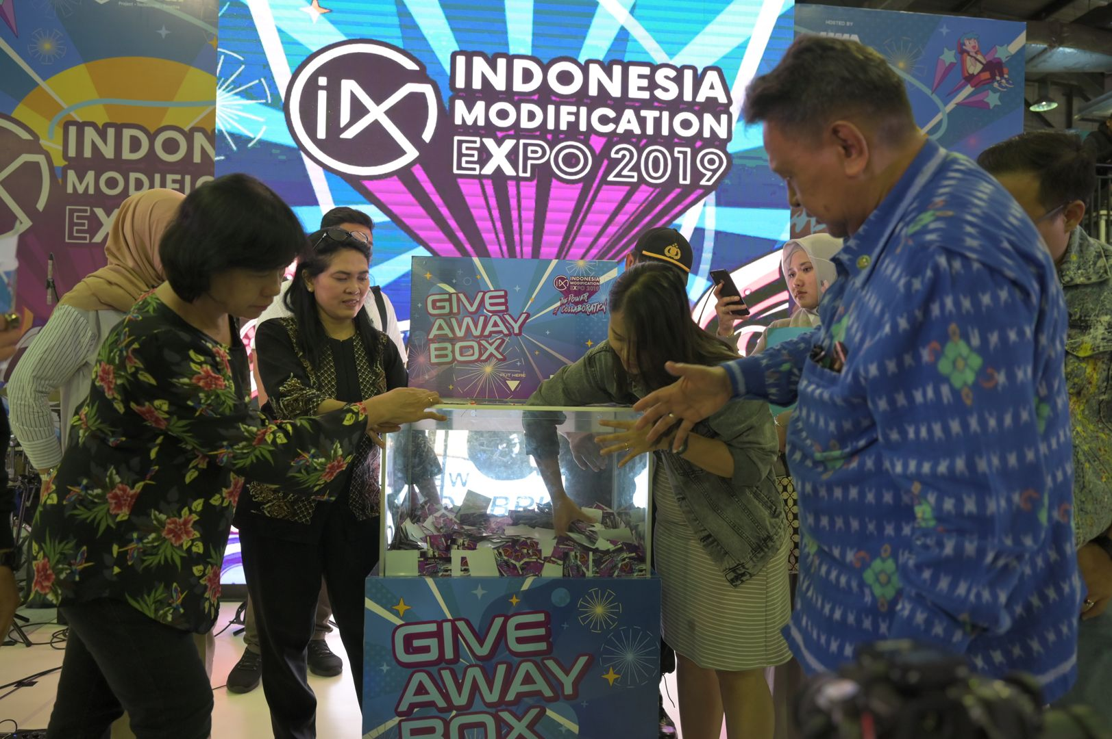 Imx - Indonesia modification expo giveaway 2019 (11)