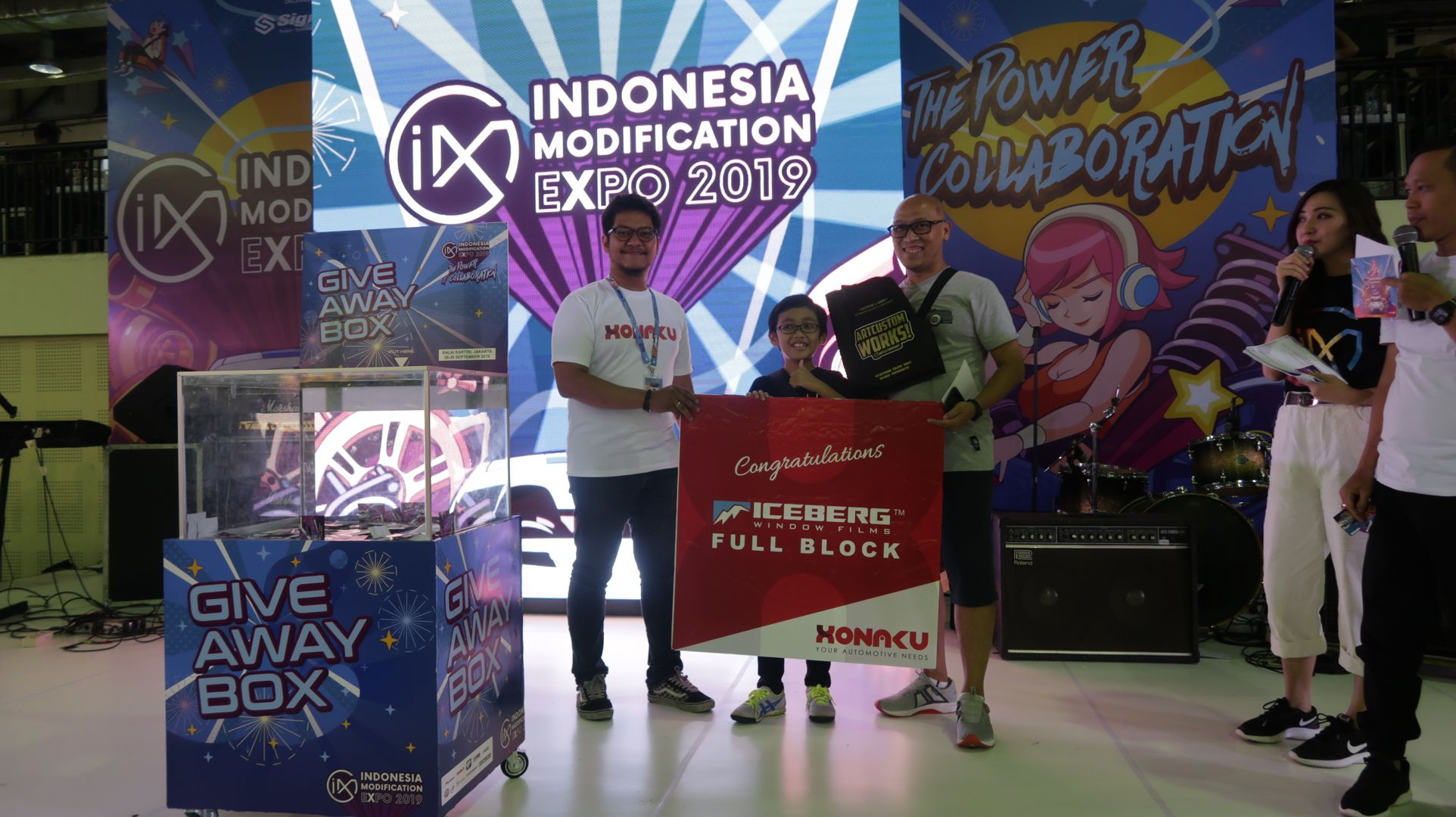 Imx - Indonesia modification expo giveaway 2019 (19)