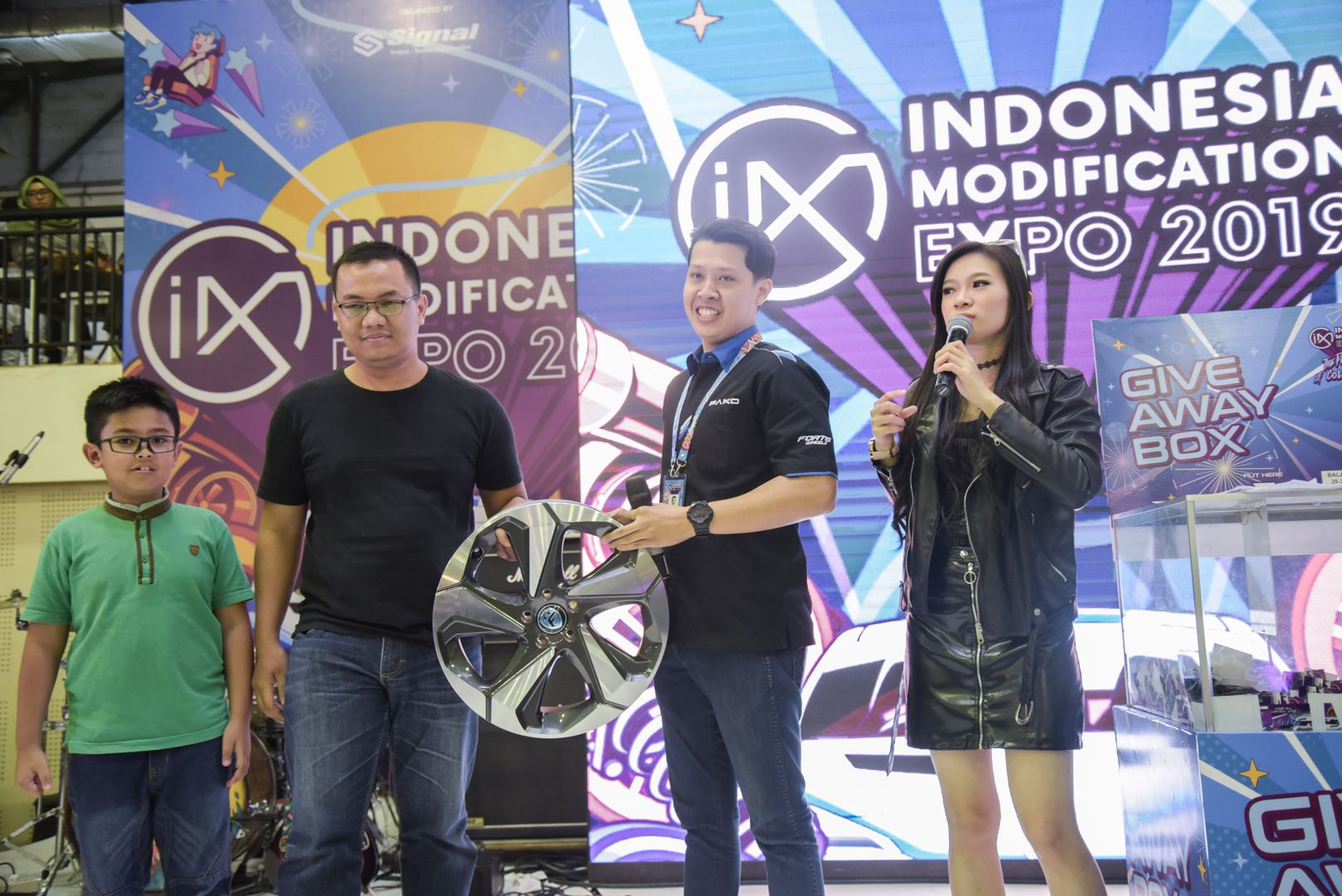 Imx - Indonesia modification expo giveaway 2019 (2)