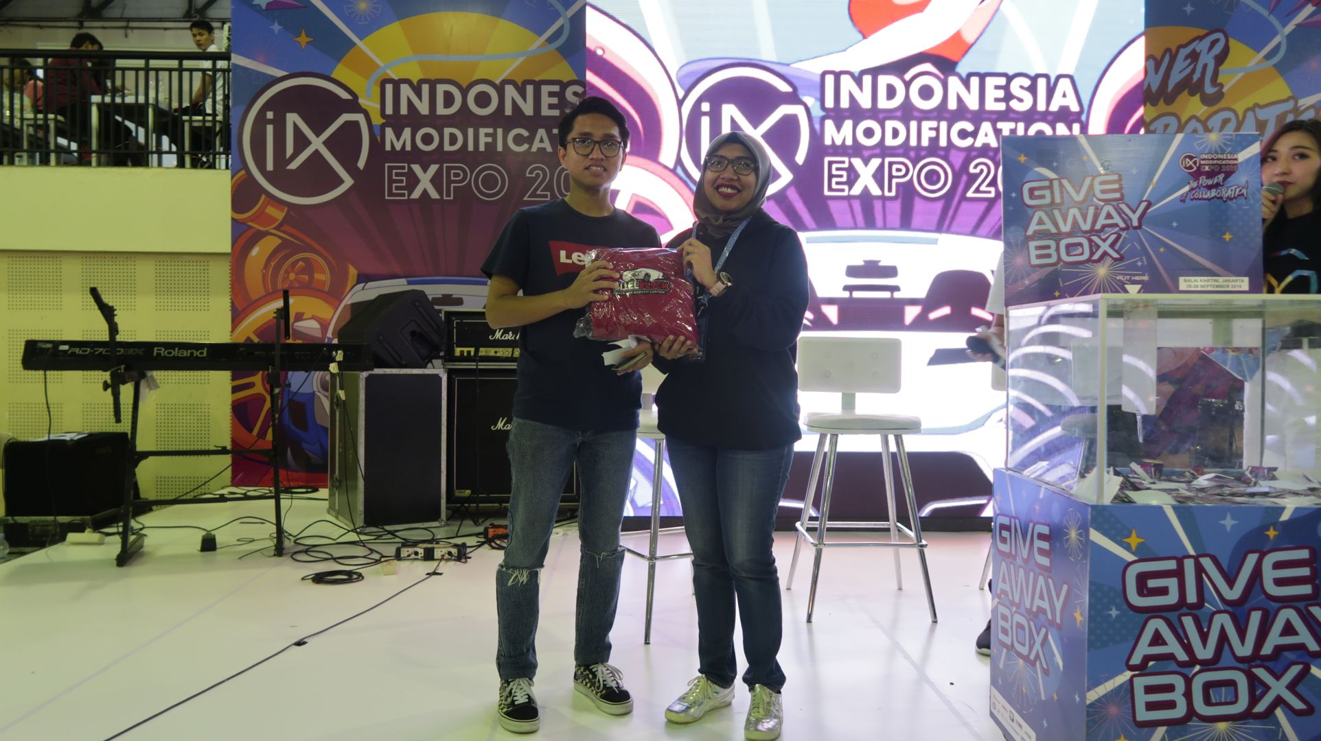Imx - Indonesia modification expo giveaway 2019 (20)