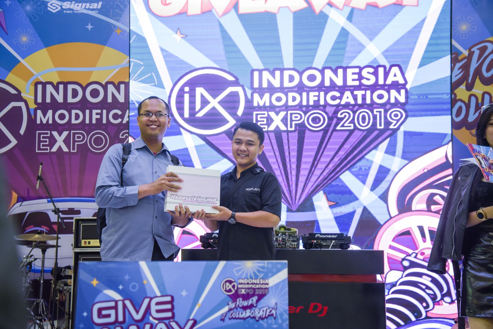 Imx - Indonesia modification expo giveaway 2019 (6)