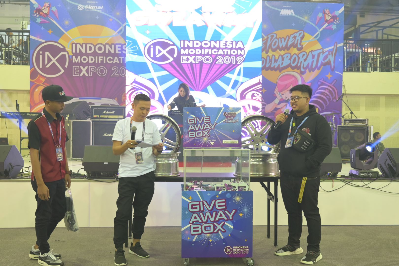 Imx - Indonesia modification expo giveaway 2019 (7)