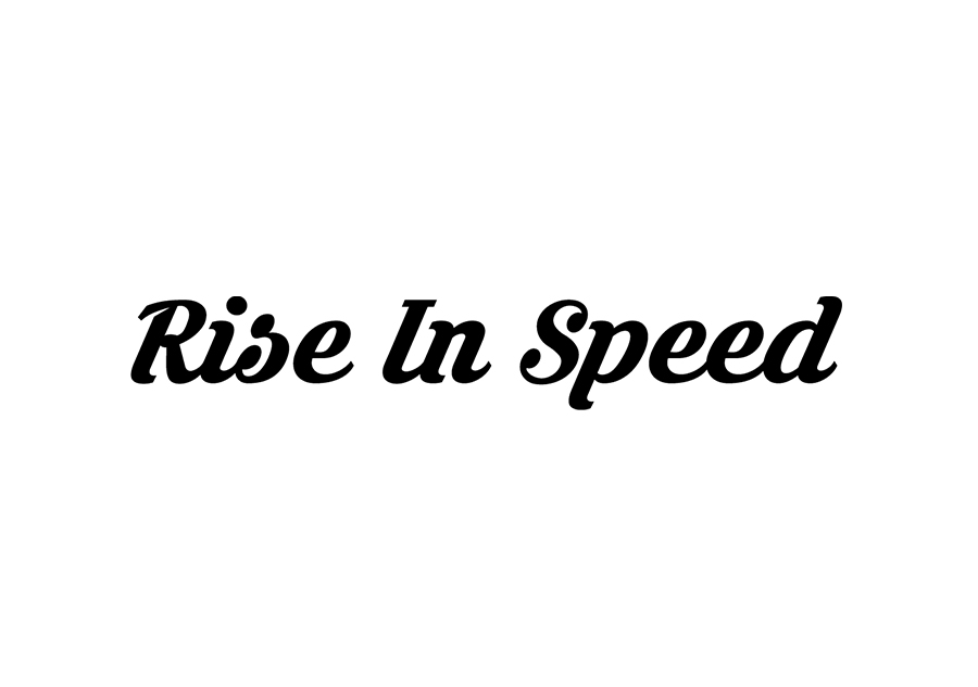 Rise in speed