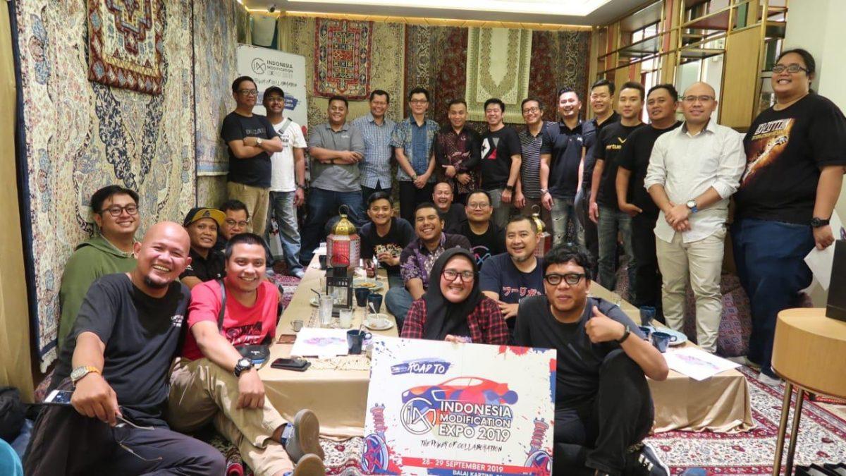 #IMX2019 Tahun Kedua indonesia modification expo