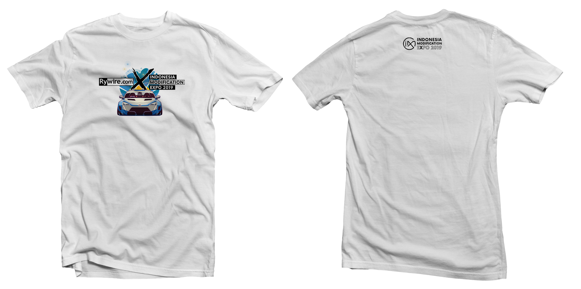 T-Shirt x rywire2