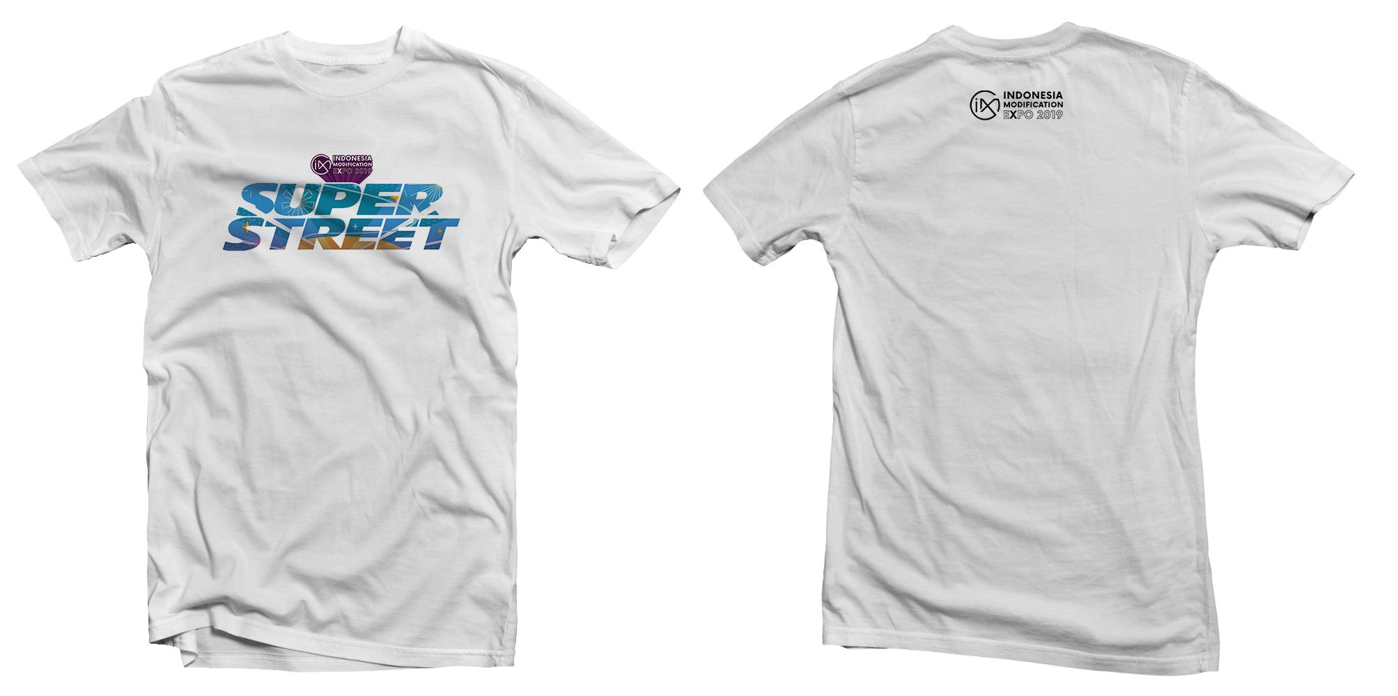 T-Shirt x super2