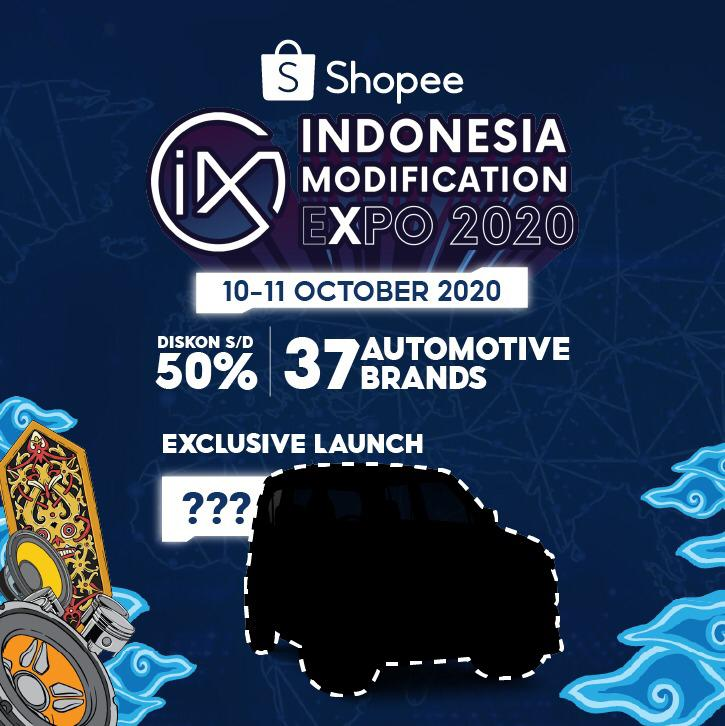 Sehari Menjelang Indonesia Modification Expo 2020 Virtual Event!