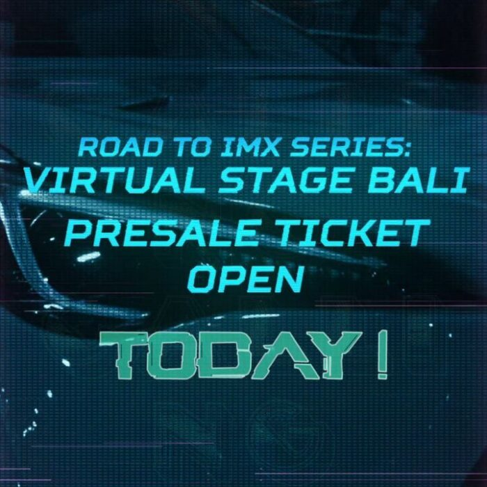Jangan Sampai Kehabisan, Simak Cara Mudah Beli Tiket IMX 2021 Bali Series