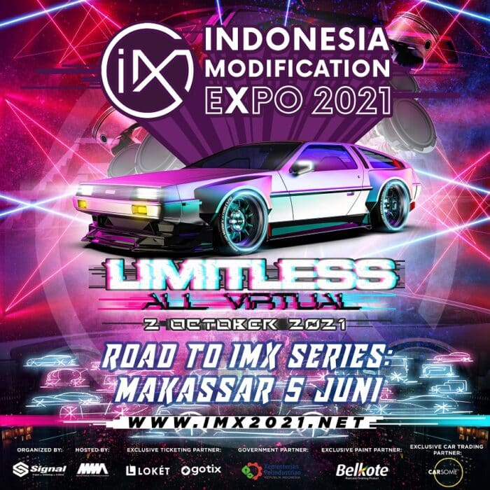 30 Hari Menuju Road to IMX 2021 Series: Virtual Stage Makassar