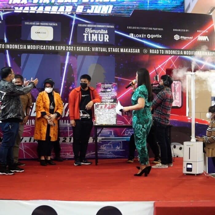 Road to IMX 2021 Series: Virtual Stage Makassar: Menandai Bergeliatnya Industri Modifikasi Sulawesi!